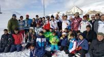 Bayburt'ta Kayak İl Birinciliği Yarışması