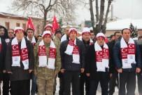 GAZI MUSTAFA KEMAL - Bilecik Sarıkamış Şehitleri İçin Yürüdü
