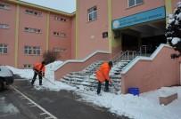 Bozüyük'te Okullar Pazartesi Gününe Hazır