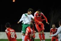 HARUN TEKİN - Bursaspor Arnavut Rakibiyle Yenişemedi