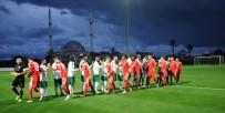 HARUN TEKİN - Bursaspor'un Hazırlık Maçında Gol Sesi Çıkmadı