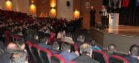 NECİP FAZIL KISAKÜREK - Demirhan, BB Erzurumspor  Başkanlığına Yeniden Seçildi