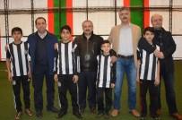 Düzce'den Diyarbakır'daki Beşiktaşlılara Forma Hediyesi