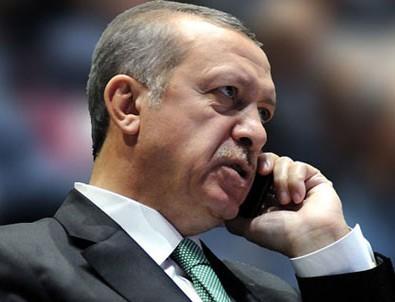 Erdoğan, Başika Kampındaki askerlerle telefonla görüştü