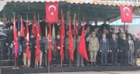 GAZI MUSTAFA KEMAL - Erzin'in Kurtuluşunun 95. Yıldönümü Kutlandı