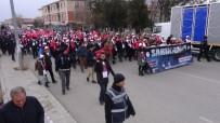 Erzincan Sarıkamış Şehitleri İçin Yürüdü