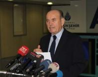 DOLULUK ORANI - İBB Başkanı Topbaş'tan Kar Açıklaması