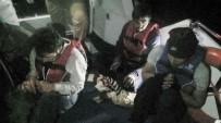 HELIKOPTER - İçişleri Bakanlığı Açıklaması 'Son Bir Haftada Türkiye Karasularında 239 Göçmen Yakalandı'