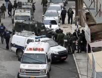 YAHUDI - İsrail'de kamyon askerlerin bulunduğu alana girdi: 4 ölü