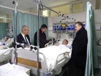 TÜRKIYE BAROLAR BIRLIĞI - İzmir Barosu, Yaralıların Durumunu Yakından Takip Ediyor