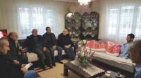 ZAFER ENGIN - Kayseri Gazisine Milletvekilinden Ziyaret