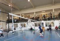 SPOR BAKANLIĞI - Macaristan'da Mutluluk İçin 2017 Dakika Voleybol Oynandı