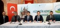 ERSIN YAZıCı - Mesleki Ve Teknik Eğitim Protokolü İmzalandı