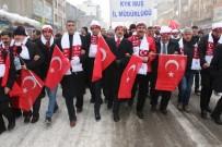 KÜRESELLEŞME - Muşlular 'Sarıkamış Şehitleri' İçin Yürüdü
