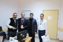 ÇAM SAKıZı - Öz-Büro İş Sendikası Kahta'da Çalışmalara Başladı