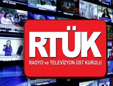 RTÜK'ten 12 kanala ceza