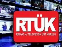 RADYO VE TELEVIZYON ÜST KURULU - RTÜK'ten 12 kanala ceza