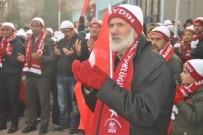 MUSTAFA ARSLAN - Sarıkamış Şehitleri 102. Yıl Dönümünde Aydın'da Anıldı