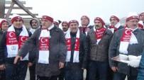 GENÇLİK VE SPOR İL MÜDÜRÜ - Sarıkamış Şehitleri Sinop'ta Anıldı