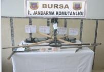 KAÇAK KAZI - SİT Alanındaki Kaçak Kazıya 2 Tutuklama