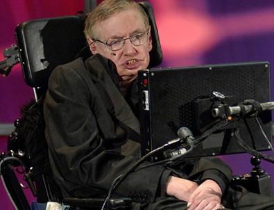 Stephen Hawking 75 yaşına bastı