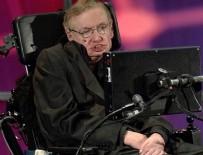 STEPHEN HAWKING - Stephen Hawking 75 yaşına bastı