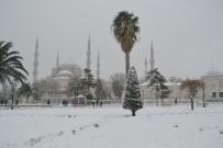 AYASOFYA - Sultanahmet'ten Kartpostallık Görüntüler