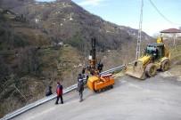 ÖLÜMLÜ - Trabzon Büyükşehir Belediyesi İl Genelindeki Çalışmalarını Sürdürüyor
