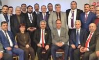 MUSTAFA AKıN - TÜMSİAD Adana Şube'de Kutluca Güven Tazeledi