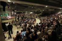 SELİN SAYEK BÖKE - 'Uğur Dündar İle Halk Arenası' Karşıyaka'da