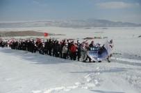 İBRAHIM TAŞYAPAN - Van'da Sarıkamış Şehitlerini Anma Yürüyüşü