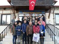 ULU CAMİİ - Yabancı Turistlere Elazığ Tanıtıldı