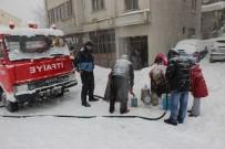 Yığılca Belediyesi Kar Kış Dinlemiyor