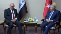 İYAD ALLAVI - Yıldırım Irak Cumhurbaşkanı Yardımcısı İle Görüştü