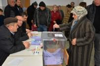 2017'Nin İlk Seçimi Yapıldı