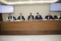 MUSTAFA AKSOY - AK Parti Ve MHP Grupları Yeni Odalarında Toplandı
