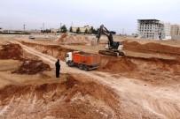 DURUŞMA SALONU - Akçakale Yeni Adalet Sarayına Kavuşuyor