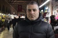 GÜNAY ÖZDEMIR - Alipaşa Çarşısı Dernek Başkanı Yılmaz Sanış Açıklaması