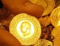 GRAM ALTIN - Altın rekora koşuyor