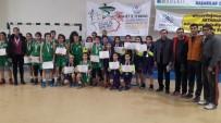 ÖDÜL TÖRENİ - Anadolu Yıldızlar Ligi Basketbol Grup Müsabakaları Sona Erdi