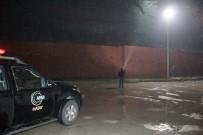 ANTAKYA - Aşırı Yağmurdan Okul Bahçe Duvarında Kayma Meydana Geldi