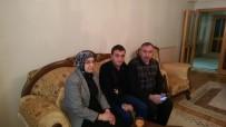Asp İl Müdür Yardımcısı Zil, Gazi Askeri Ziyaret Etti