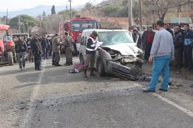 Aydın'dan son dakika: 4 kişi öldü, 3 yaralı var