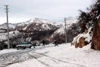 ERKEN UYARI - Aydın'da Yarın Kar Bekleniyor
