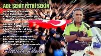KAHRAMANLıK - Aydınlı Sanatçı Ahmet Abalı Kahraman Polisi Besteyle Ölümsüzleştirdi