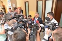 VAHŞİ YAŞAM - Başkan Büyükkılıç Açıklaması 'Kıtalar Arası Mesafe Saniyelere Dönüştü'