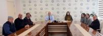 MEHMET KARAKAŞ - Başkan Kayda'ya, SEL-DER'den Ziyaret