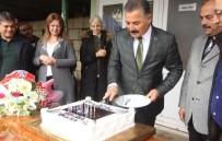 AHMET ÜNAL - Başkan Tuna'ya Doğum Günü Sürprizi