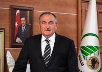 BAKIŞ AÇISI - Başkan Yılmaz'dan 10 Ocak Gazeteciler Günü Mesajı