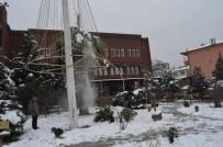 Bayırköy'de Kar Temizliği